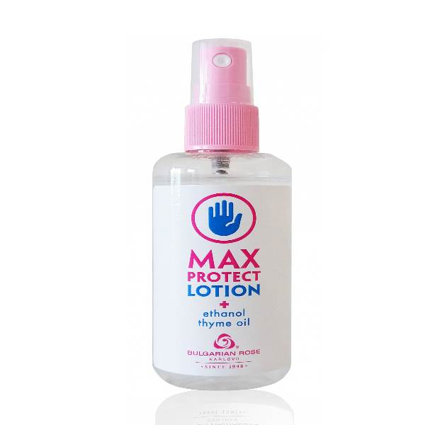 MAX PROTECT HAND LOTION x100 ML