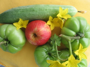 Fertility Diet Tip - Grown Your Own Food