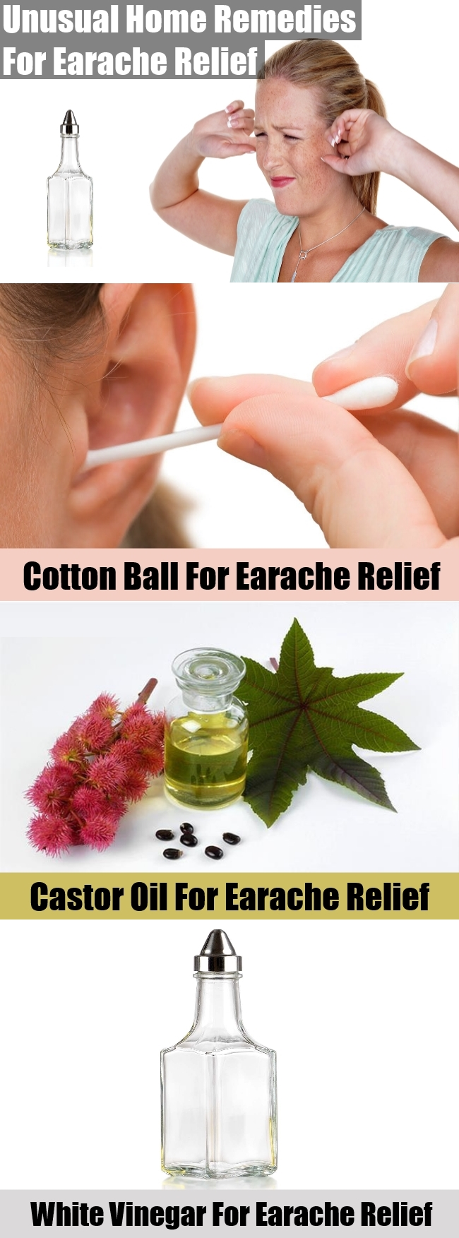 Unusual Home Remedies for Earache Relief