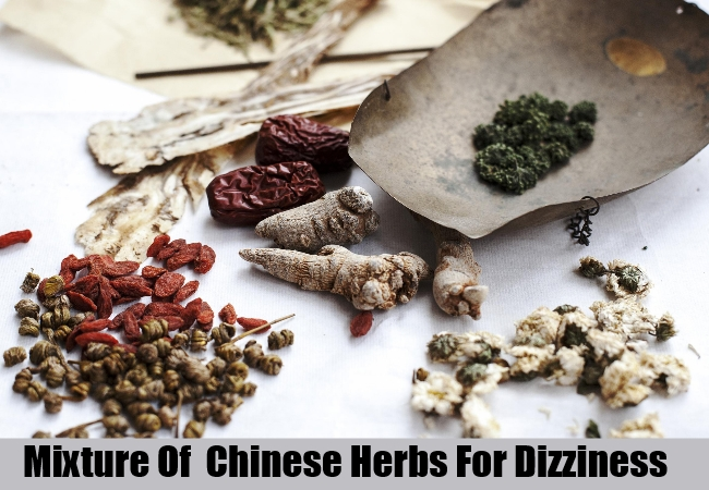 Mixture Of  Chinese Herbs