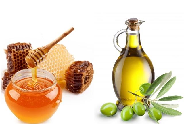 Olive Oil And Honey Enriched Natural Toner