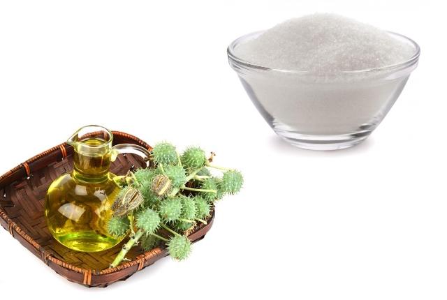 Castor Oil With Sugar