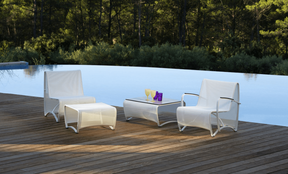 JET STREAM Outdoor Lounge Furniture Set