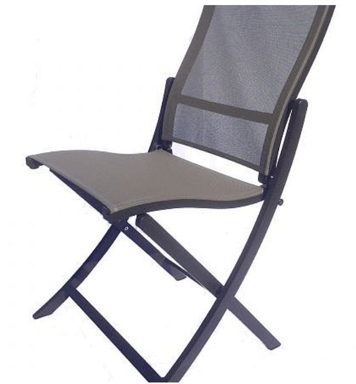 TEASER Outdoor Dining Set Foldable Chair Furniture
