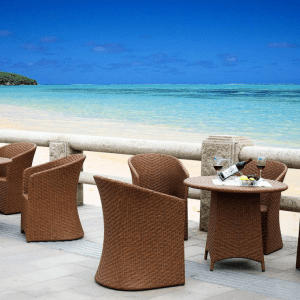 SAND Outdoor Dining Furniture Set