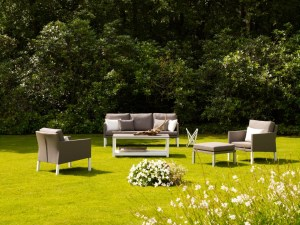 caribean lounge taupe with taupe cushions COMPRESSED outdoor table chair