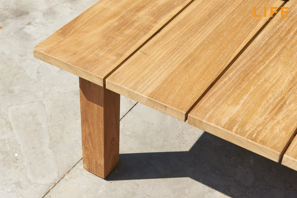 A guide to choosing your outdoor furniture materials