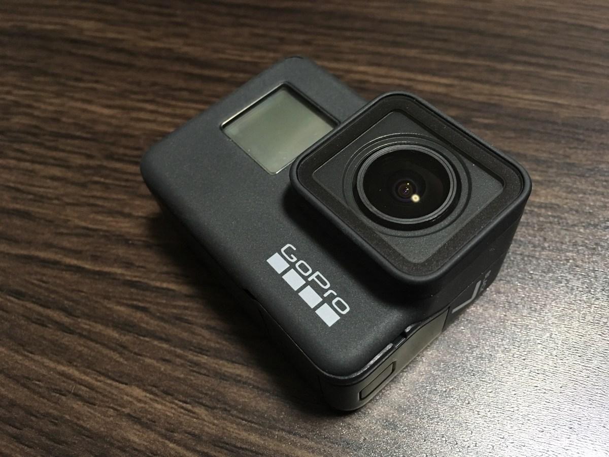 【GoPro】私が購入した理由(アウトドアでガンガン使える)