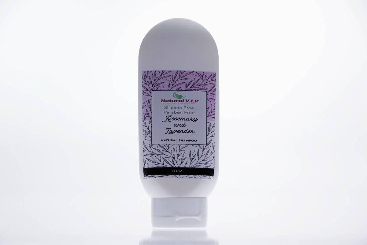 sulphate free rosemary shampoo
