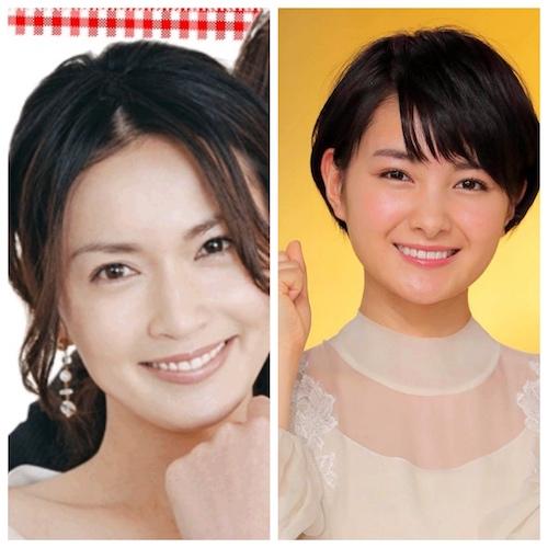 長谷川京子 葵わかな 若い頃 似てる