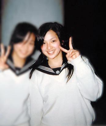 中村アン 可愛い 学生時代
