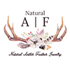 Natural Antler Feather Jewelry