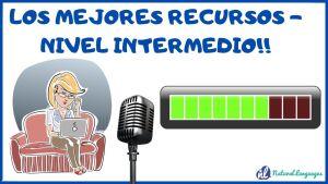 Aprender inglés en el Nivel INTERMEDIO