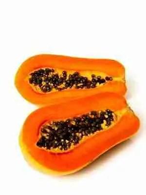 Is papaya good for skin
