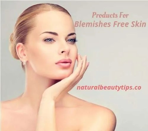 Blemishes Removing Creams And OTC Produvts