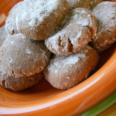 Coco-Lime Bath Cookies