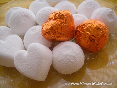 Holiday Projects: Easy Bath Tub Fizzies