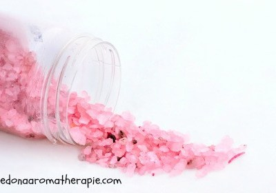 Essential Oil Bath Salts With Sharon Falsetto