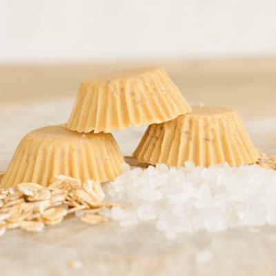 Oatmeal Honey Bath Melts
