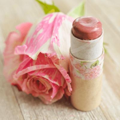 Apricot Rose Lip Shimmer