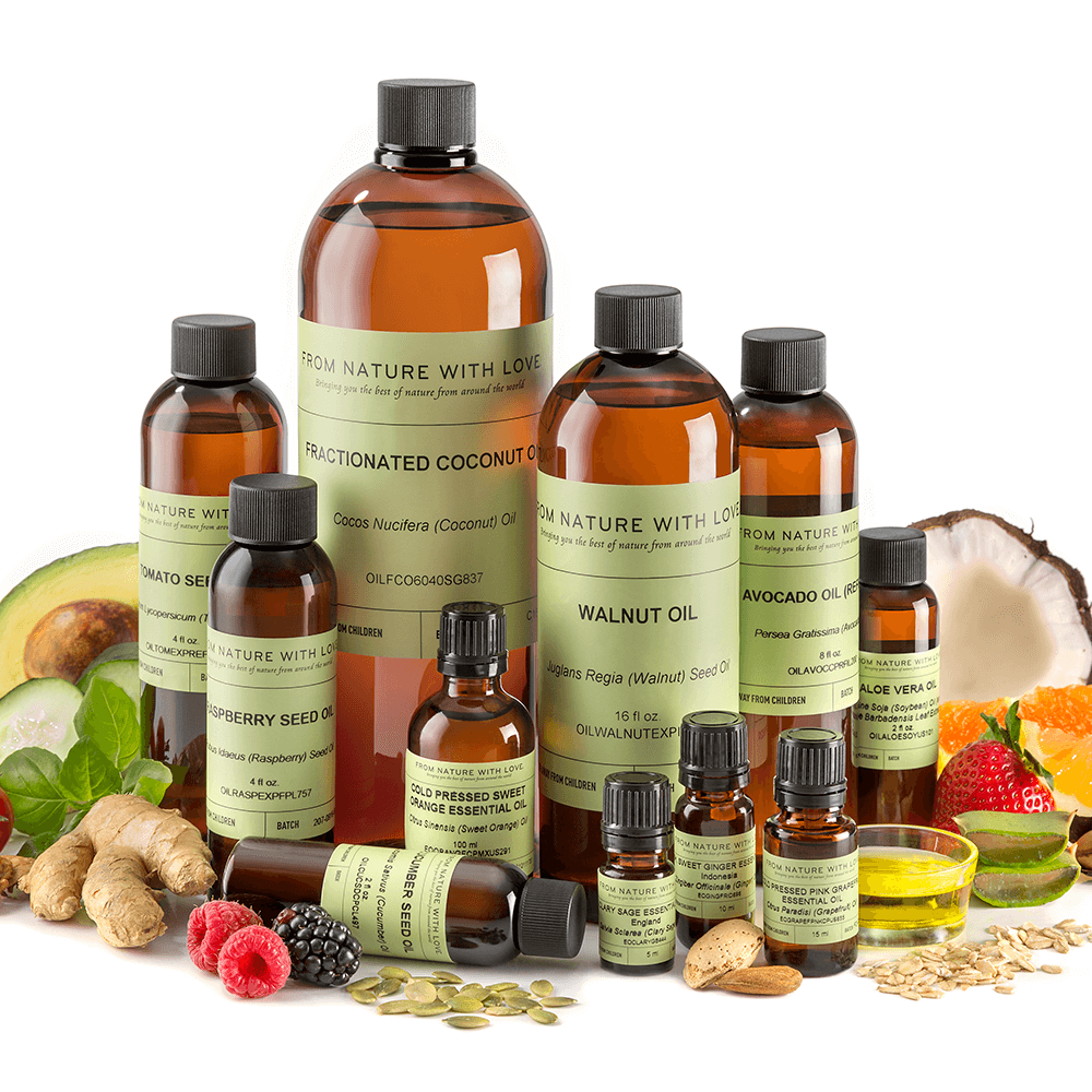 From Nature With Love - Natural Ingredients Glossary