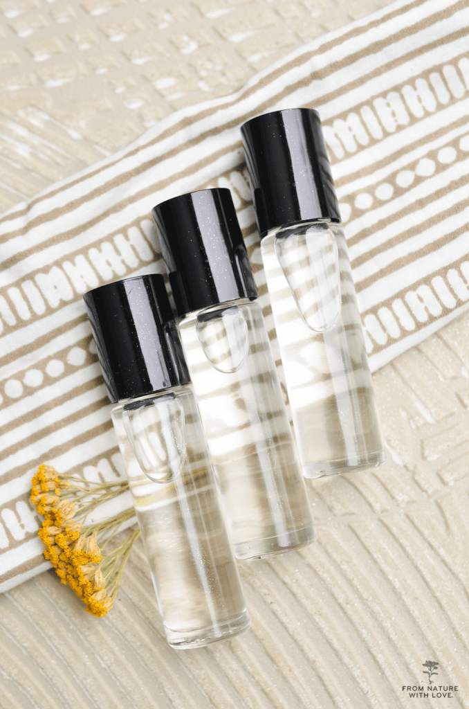 How to Make Meditation Essential Oil Rollers: A simple blend of essential oils to encourage focus, peace, and clarity.