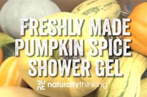 Fresh Pumpkin Shower Gel