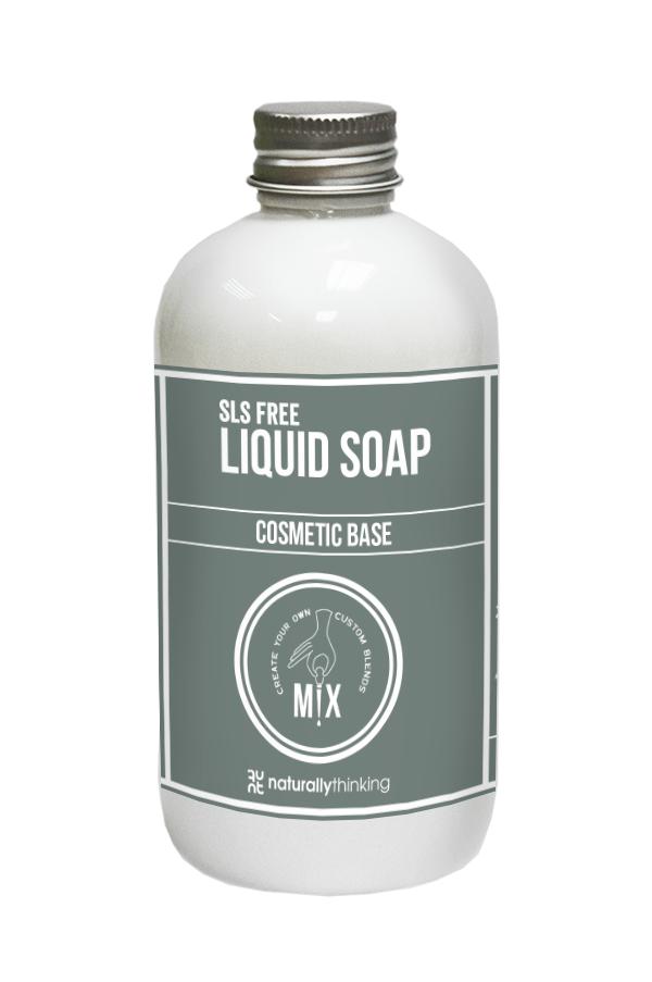 SLS Free liquid soap