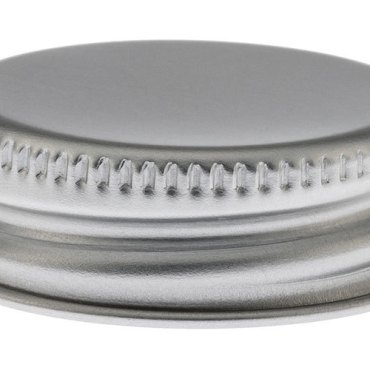 24mm aluminium cap for 24/410 neck bottles