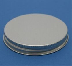 58mm aluminium lid for glass jars