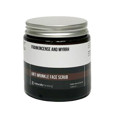 The scrub for dry and aged skin to bring anti-ageing revival by Naturallythinking
