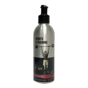 Reach your potential and maintain a healthy body with Sports Massage Oil