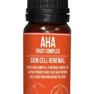 AHA Fruit Complex is a a natural chemical peel available from stock