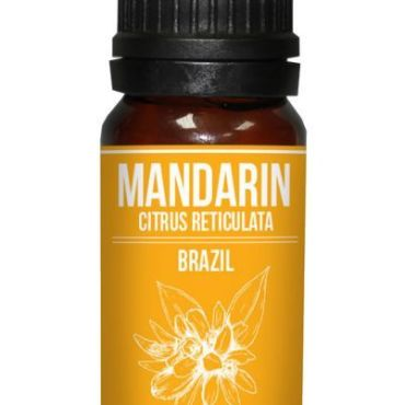 Mandarin essential oil Citrus nobilis properties and buy online