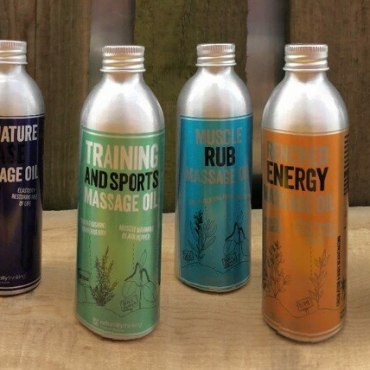 Massage Oil Range