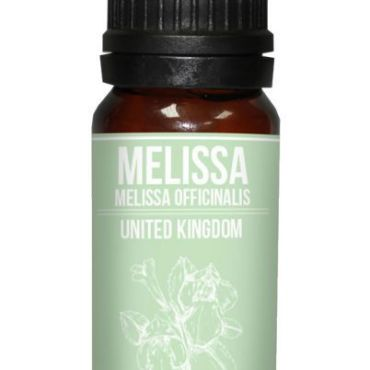 Melissa Essential Oi Melissa officinalis properties and buy online