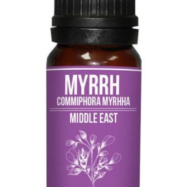 Myrrh Essential Oil Commiphora myrhha properties and available from stock