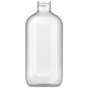 250ml Clear Plastic Bottle 24mm neck PET Plastic