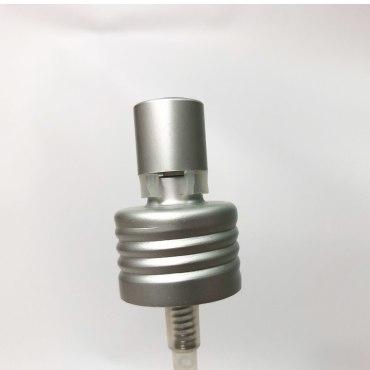 24mm aluminium cream pump for plastic bottles