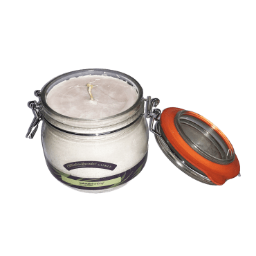 Original Carshalton Lavender Candle made with Lavender from our Farm