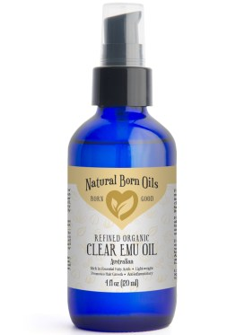 Clear Emu Oil