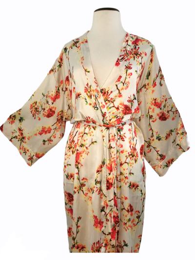 Kimono de novia