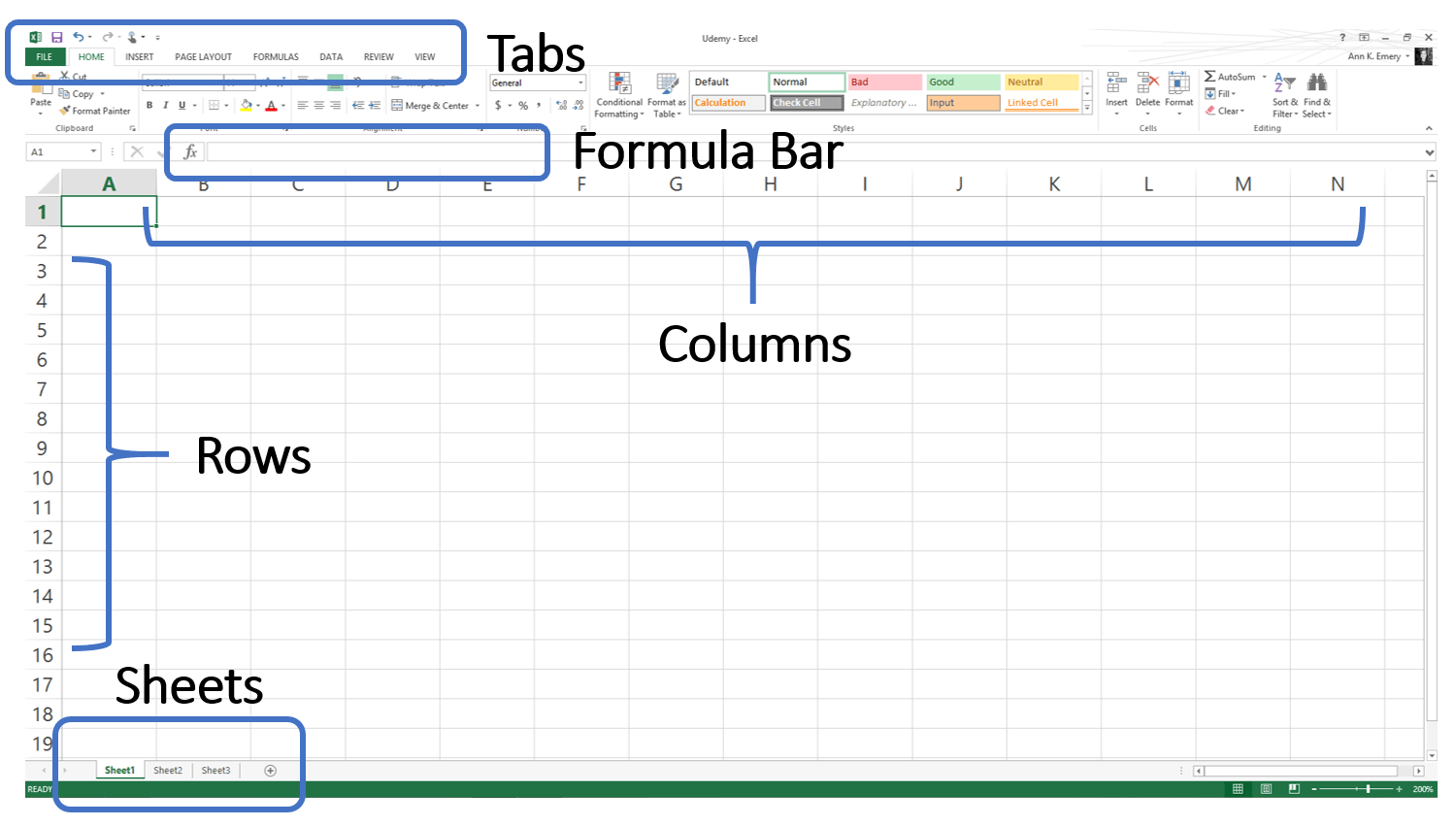 Excel Spreadsheet Lesson Plans Middle School