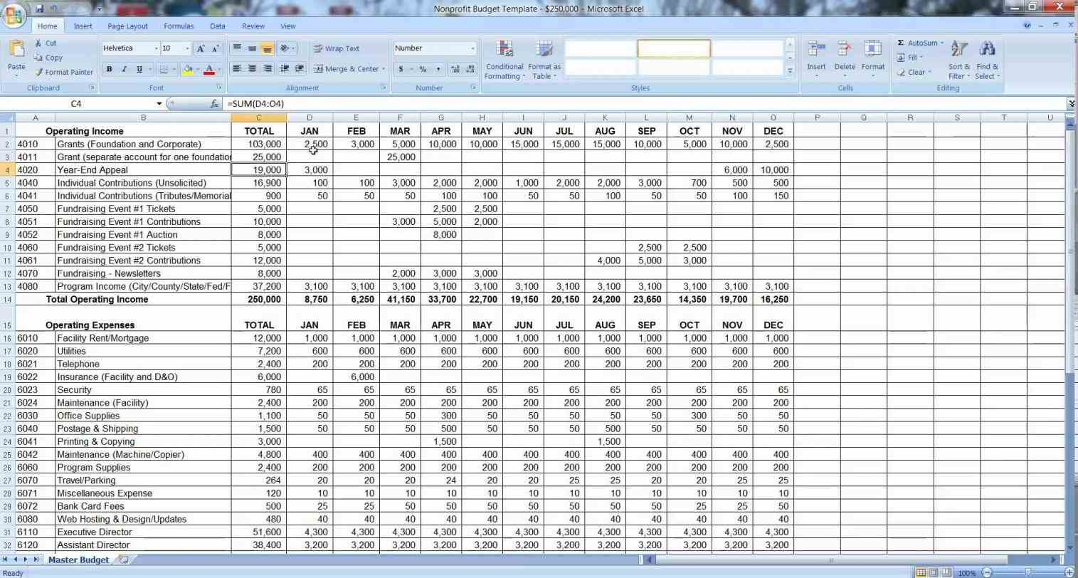 How To Program Excel Spreadsheet