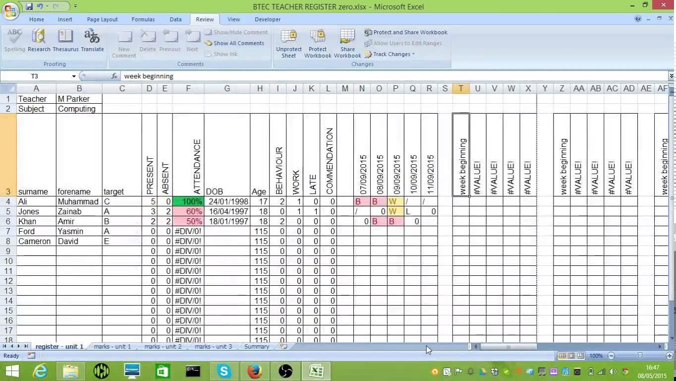 Tracing Worksheet Creator
