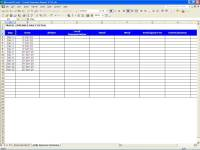 Small Business Tax Return Spreadsheet Template | Natural ...