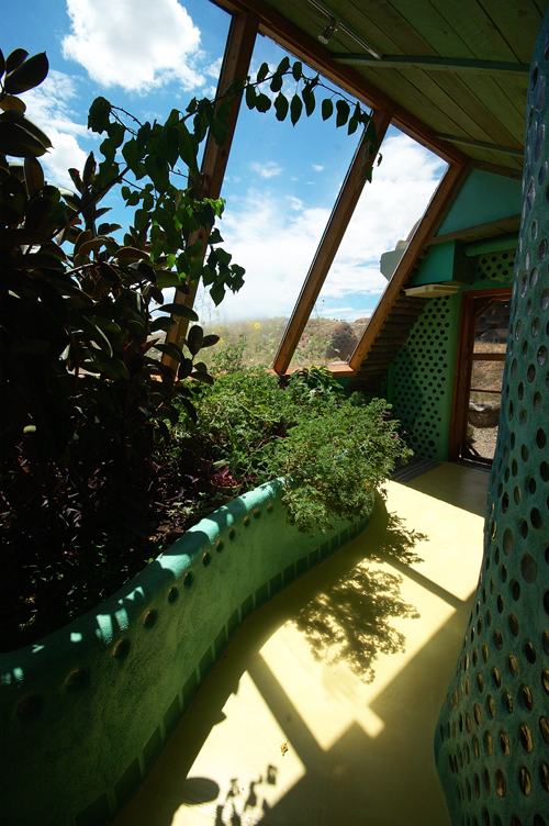 Earthship Biotecture Near Taos New Mexico USA Green Building Blog