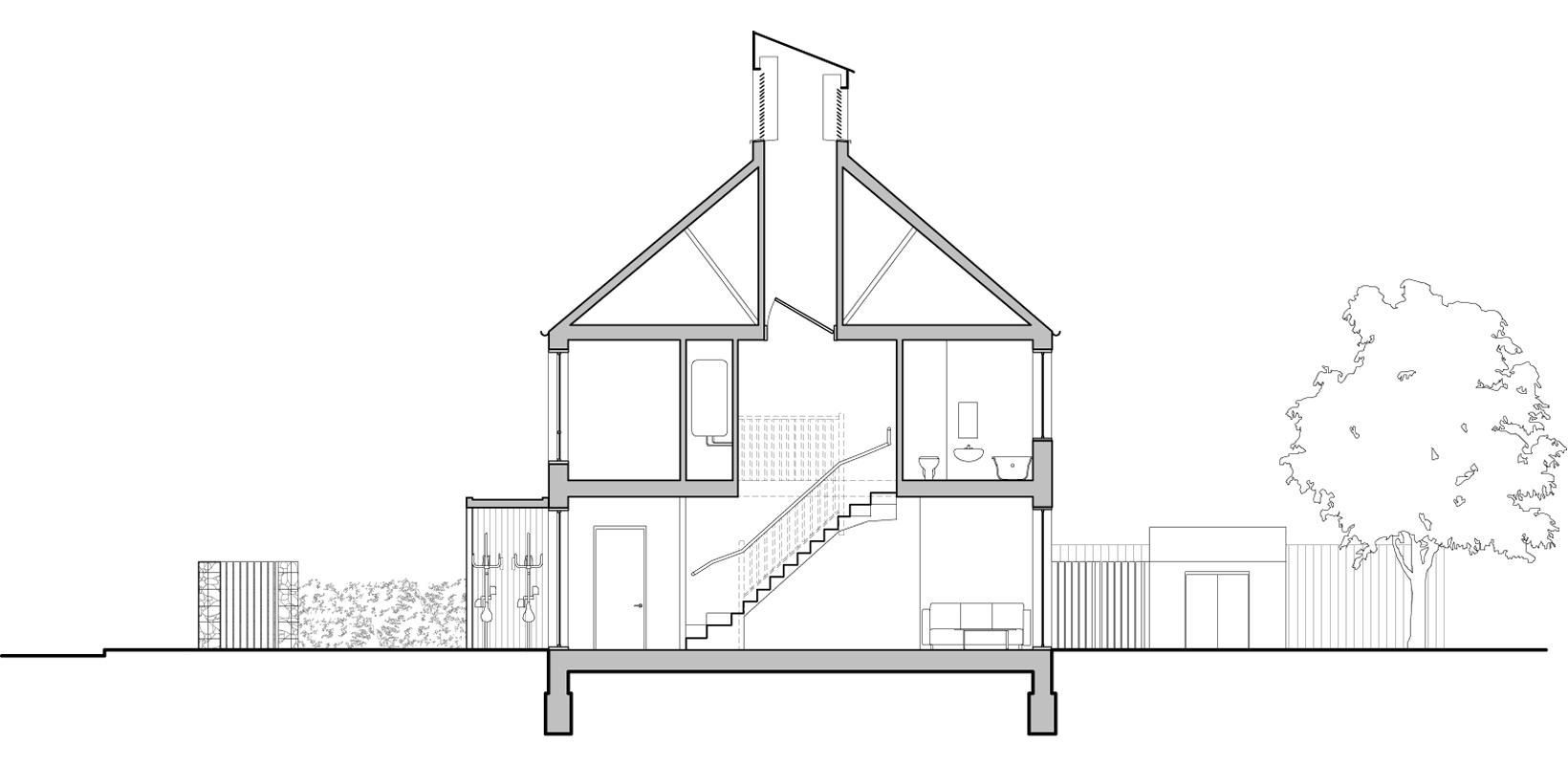 The Triangle Housing Project Swindon Uk
