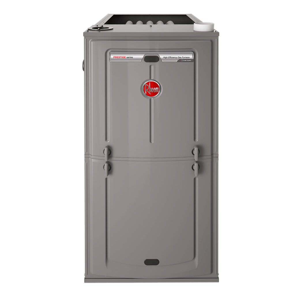Rheem Prestige Series Modulating R97V Gas Furnace