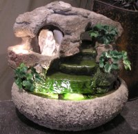 Angel Water Fountains Indoor Pictures to Pin on Pinterest ...